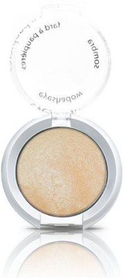 Palladio Cosmetic Baked Eyeshadow Single, Champagne Toast 1 g