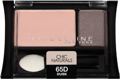 Maybeline New York Expert Wear shadow Duos Chic Naturals Dusk 435EDU-65 2.4 ml