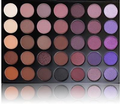 Eyeshadow Morphe 35 Color Plum Eyeshadow Palette 1 g