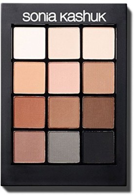 Sonia Kashuk Instructional Palette Shadow On Neutral 3 g