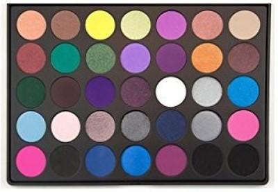 Morphe Beautiful Color Smoky Shadow Palette 3 g