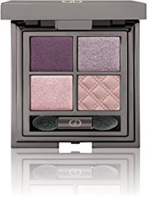 Ga-De Gd Idyllic Soft Satin shadow Palette With Mirror (Purple Dust) 7.5 ml