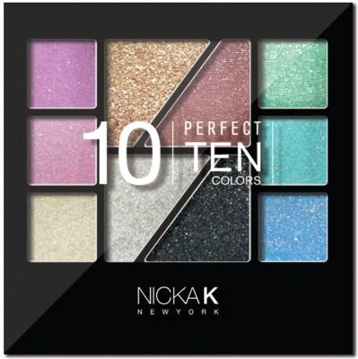 Nicka K Perfect Ten Colors - 2 9 g