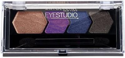 Maybelline Eye Studio Color Plush Shadow Quad 2.6 g