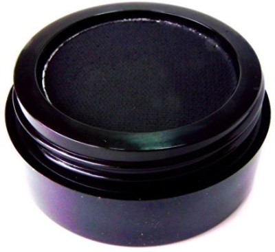 Pure Ziva Matte Black Wet Dry Pressed Powder Cake shadow No Animal Testing Cruelty Free 3 g