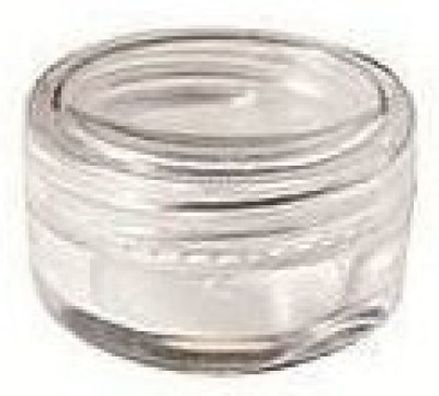 Mersuii Cosmetics Pack New Gram Empty Clear Plastic Cosmetic Container 5 g