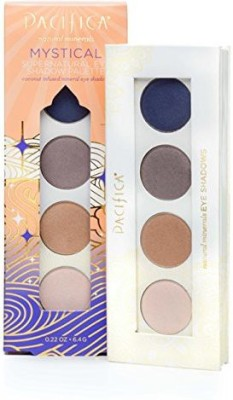 Pacifica Mystical Supernatural Shadow Palette 3 g