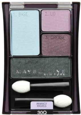 Maybeline New York Expert Wear shadow Quads Seashore Frosts Perfect Pastels SFS ONLY 5.1 ml