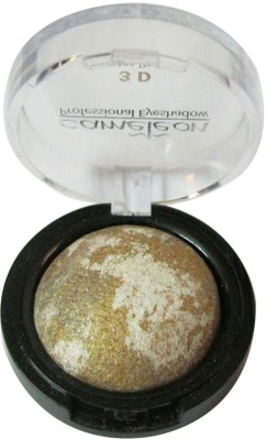 Cameleon Professional Eyeshadow 8 g(Gold, Beige)