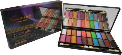 Cameo Color Series Eyeshadow-With Free Mars Eye/Lipliner & Adbeni Accessories-MPAP 28 g