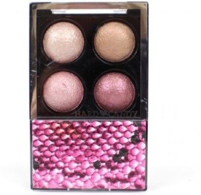 Hard Candy Mod Quad Baked Shadow Pink Interlude 3 g