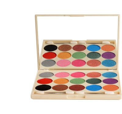 Glamcom 15 Colour Eye Shadow Palette 18 g