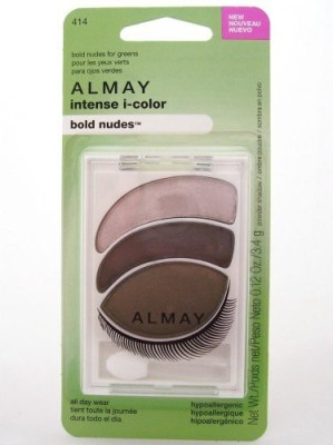 Almay Intense Color Bold Nudes For Green Pack 3 g