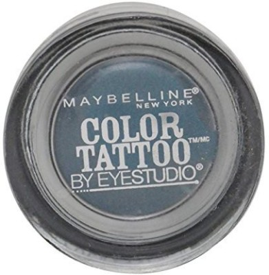 Maybeline New York Color Tattoo shadow Limited Edition Test My Teal 400 3 g