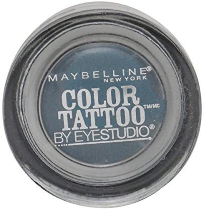 Maybelline Color Tattoo shadow Limited Edition Test My Teal 400 3 g(Teal)