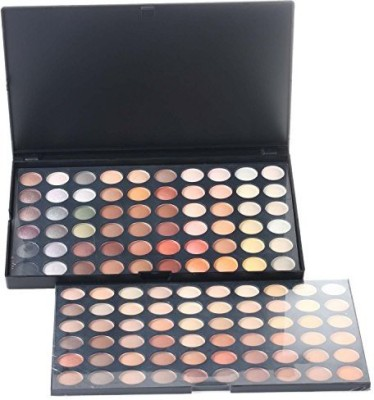 FASH Limited Fash Cosmetics Neutral And Warm Color Shadow Make Up Kit Palette 3 g