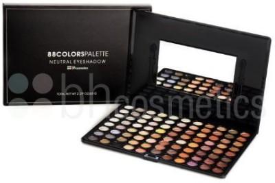 BH Cosmetics Bh Cosemetics Color Neutral Palette BH88-N 3 g