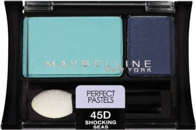Maybeline New York Expert Wear shadow Duos Perfect Pastels Shocking Seas Akasdoc_08 2.4 ml