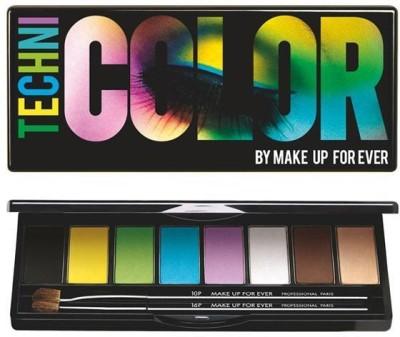make up forever Technicolor Palette 6.8 g