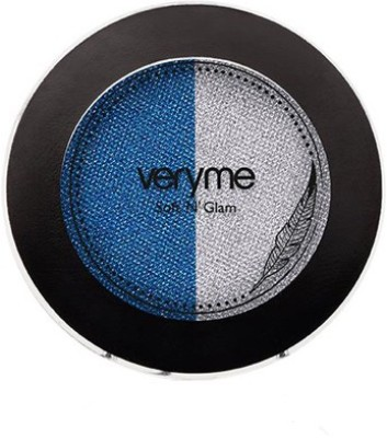 Oriflame Sweden very me soft N glam eye shadow 1.9 g(aqua blue)