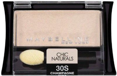 Maybeline New York Expert Wear shadow Singles Champagne Fizz Chic Naturals 360ESU-30S 2.7 ml