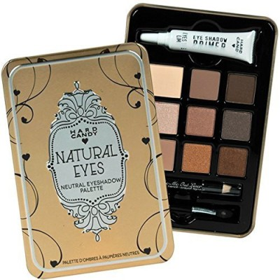 Hard Candy Look Pro Tin Natural Neutral shadow Palette 3 g