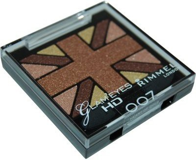 Rimmel London HD Eye Shadow Quad 2.5 g