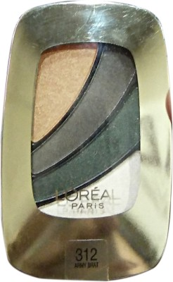 LOreal Paris Color Riche Eye Shadow 4.8 g(ARMY BRAT - 312)