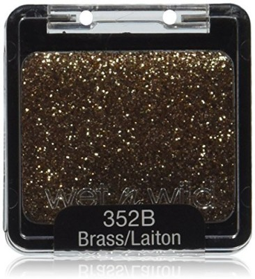 Wet ,n Wild Color Icon Glitter Single Brass 3 g
