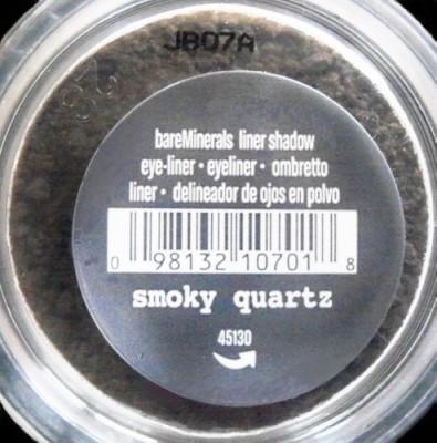 Bare Escentuals Smoky Quartz Liner New Sealed Jar 0.57 g