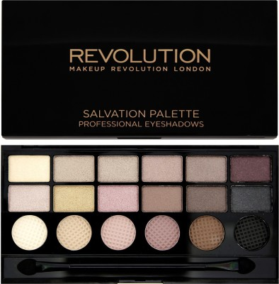 Makeup Revolution London What You Waiting For 18 Exclusive Eyeshadow Salvation Palette 13 g