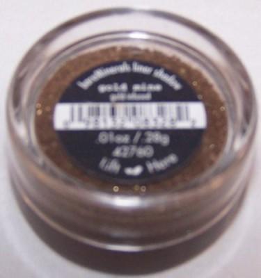 Bare Escentuals Id Bare Minerals Liner Bare Gold Collection Gold Mine 0.28 g
