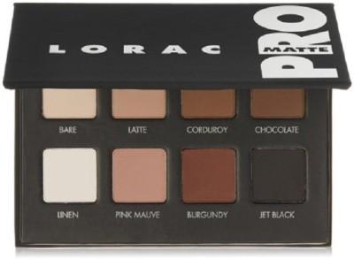 LORAC Pro Matte Eye Shadow Palette 4 g