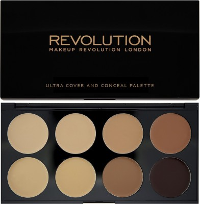 Makeup Revolution London Concealer Palette Medium Dark 10 g(Multicolour)