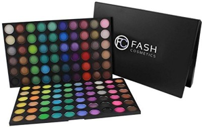 FASH Limited Fash Professional Color shadow Palette Cosmetic Makeup) 120-color-shadow-makeup-kit 3 g
