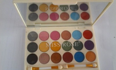 Miss Rose Professional Eye Shadow 20 g