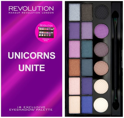 Makeup Revolution London Salvation Palette Unicorns Unite 13 g