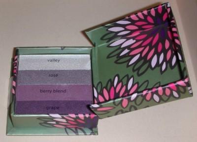 Tarte Beauty & The Box Amazonian Clay Eye Shadow Quad 6.8 g