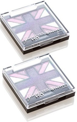Rimmel London Glam Hd Shadows Purple Reign 6 3 g