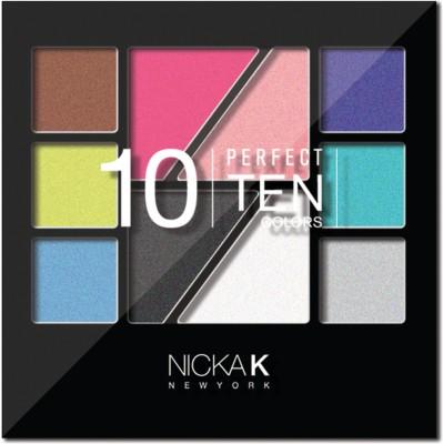 Nicka K Perfect Ten Colors - 3 9 g