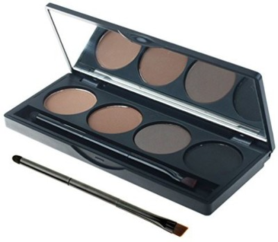 KingMas Color Trendy Makeup brow Powder Brow Powder Makeup Palette 3 g