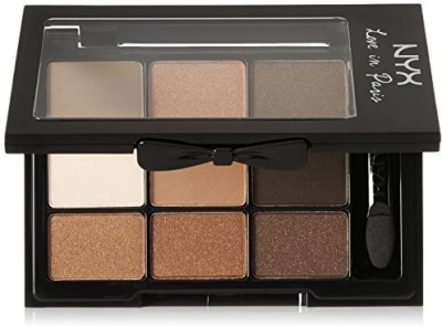 NYX Cosmetics Love In Shadow Palette ian Chic 0.84 g