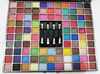KASCN PROFESSIONAL MAKEUP ARTIST 98 EYE SHADOW PALETTE BY MISS GOLD 50 g