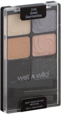 Wet ,n Wild Coloricon Shadow Palette Greed 77802524607 3 g