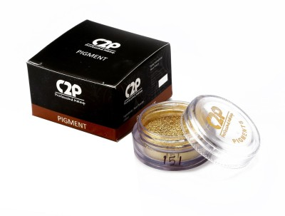 C2P Professional Make-Up Eye Shadow Pigments 3 g
