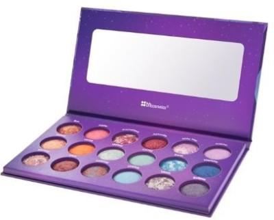 BH Cosmetics Bh Cosmetics Shadow Palette Galaxy Chic 3 g
