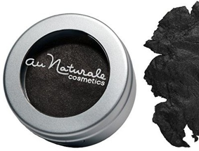 Au Naturale Organic Creme Eye Shadow in Noir 1 g