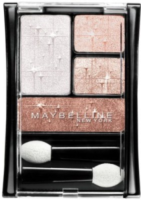 Maybeline New York Expert Wear Luminous Lights Eyshadow Quad Rose Lights 5.1 ml