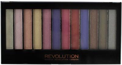 Makeup Revolution London REDEMPTION PALETTE 14 g(UNICORNS ARE REAL)