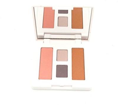 Clinique Eye & Cheek Colour Compact Kit: Colour Surge Eye Shadow Palette 8.5 g